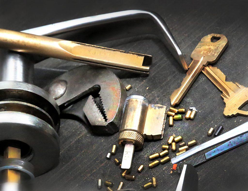 locksmith-tools